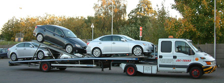 Autotransport Lexus